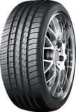 Label DOTの215/35r18 New Radial Car Tyre