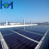 Стекло Mono панели Soalr модуля 270W 275W 280W солнечной стеклянной Tempered