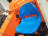 Kleine Rice en Wheat Combine Harvester 4lz-1.0 voor Sale