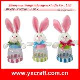 Frasco grande de Easter da decoração de Easter (ZY15Y331-1-2-3)