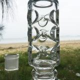 De oude Rokende Waterpijpen van het Glas van de Waterpijp van het Ontwerp van de Hoorn (S-GB-289)