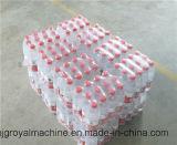 Machine à bouteilles enroulable en plastique