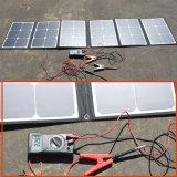 150W Sunpower portatif extérieur pliant le chargeur de panneau solaire
