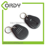 13.56MHz Hf ABSによってカスタマイズされるMIFARE 1k RFID Keychain