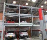 Bâtiment de stationnement hydraulique haute vitesse