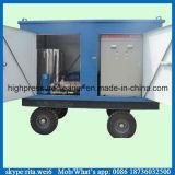 Equipo de alta presión de la limpieza del tubo del condensador del tubo del producto de limpieza de discos industrial del jet