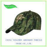 昇進の軽いカムフラージュによって刺繍される野球のスポーツの帽子