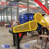 4つのロール粉砕機4pg0812ptyによって押しつぶす堅い石のための中国鉱山の粉砕機