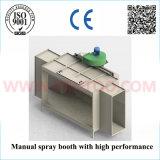 De beste Verkopende HandCabine van de Nevel van het Poeder met ISO9001