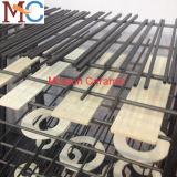 Fascio di ceramica ricristallizzato del carburo di silicone (RSIC)