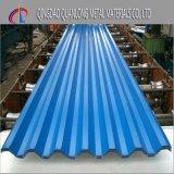 PPGIは建物の使用のための屋根ふきの鋼板を波形を付けた