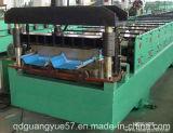 機械を作るゴム製屋根瓦