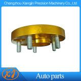 Vite prigioniera di alluminio personalizzata d'anodizzazione del distanziatore 4 della rotella di CNC