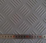 Ispettore Rubber Sheet, Checker Rubber Mat per Flooring Rolls