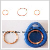 High Quality를 가진 RFID Card Key Ring Inductor Coil
