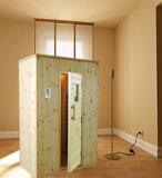 De Nieuwe Ontworpen Comfortabele Zaal van de Sauna Chinees-Japan
