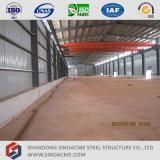 Aço Prefabricadas Sinoacme a estrutura do prédio para manual