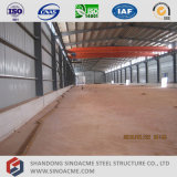 Estrutura de aço prefabricadas Sinoacme a estrutura do prédio para manual