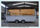 Best Design Italian Restaurant Truck