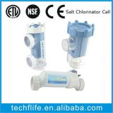 Célula de sal de liberação de produtos químicos