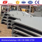 Silo en acier de cendres volantes exporté vers l'Australie (SNC200)