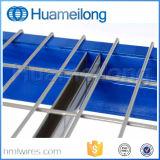 Zink-Ende-Stahlineinander greifen-Regal-Draht-Plattform für Ladeplatten-Zahnstange
