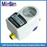 Толковейший счетчик воды с беспроволочным дистанционным управлением клапана