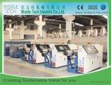Extrudeuse en plastique - pipe (PPR) de PVC/PE/PP /LDPE Water&/tube/chaîne de production électriques extrusion de profil (remorque hors fonction, couper, bobinier)