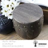 Café de madera redonda Hongdao Embalaje_D