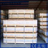 AA1100 PE Revestimento de placa de liga revestida para construção de construção civil