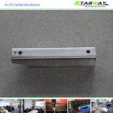 Kundenspezifische Laser-Ausschnitt-Teile mit Blech-Herstellungs-legiertem Stahl
