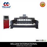 Da gravura giratória do CNC de 6 cabeças router de madeira do CNC (VCT-3512R-6H)