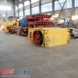 二重歯のローラー粉砕機の鉱山の石造り機械