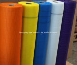 Hot Sale 160G / M2 Fiberglass Material Mural Alocante Resistente a Malha