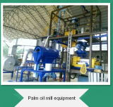 Mini équipement de l'huile de palme