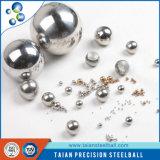Sfera AISI304 dell'acciaio inossidabile dei cuscinetti di precisione