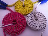 Cable micro del USB de Flalt de la trenza de nylon de la tela