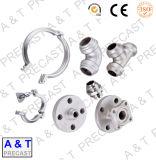 fundição de alumínio personalizadas parte com alta qualidade