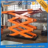 Het hete Platform van de Lift van de Schaar van het Pakhuis van de Verkoop