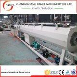 Cadena de producción plástica del estirador de la protuberancia del tubo del PVC maquinaria