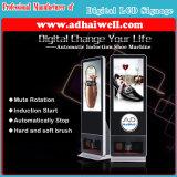 Soluzione del contrassegno di Digitahi - cambiare la vostra vita - contrassegno di Digitahi della macchina di pulizia del pattino