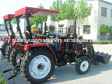 4X4 25HP Front Loader Tractor