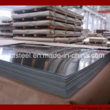 Finition du numéro 1 de 304 feuilles d'acier inoxydable