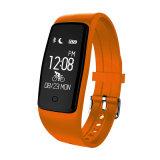 Ttlife New Bluetooth Smart Bracelet S1 Monitor de frequência cardíaca Smartband Fitness Tracker Pedometer Facebook Wristband para Ios Android