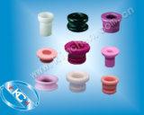 Materia textil que usa el ojeteador de cerámica/el ojeteador de cerámica de la bobina de bobina
