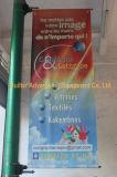 De Apparatuur van de Vlag van de Reclame van Pool van de Straat van het metaal (BS-hs-014)