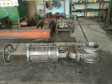 Válvula de portão pneumática Dn300 JIS 10k (Z641Y-DN300-10K)
