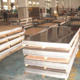 Placa de acero inoxidable (409L) con alta calidad