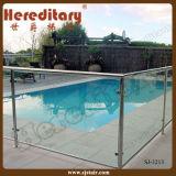Pasamano de cristal del acero inoxidable del balcón marina estándar australiano del grado