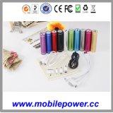 Портативный сотовый телефон Банка питания/Зарядное устройство для рекламных подарков